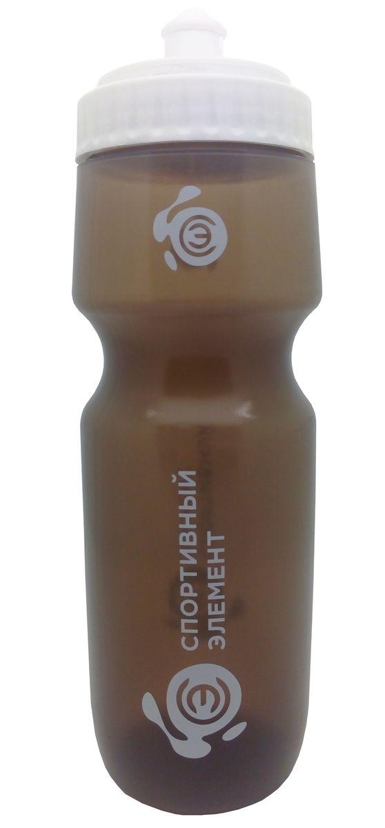 Бутылка для воды Спортивный элемент Пирит, 500 мл. S21-75000018Спортивная бутылка S21-750. Крышка с носиком для питья. LDPE материал (приятно держать в руках). 500 мл. Полпрозрачная коричневая бутылка, белый логотип Спортивный Элемент, белая крышка, белый носик.