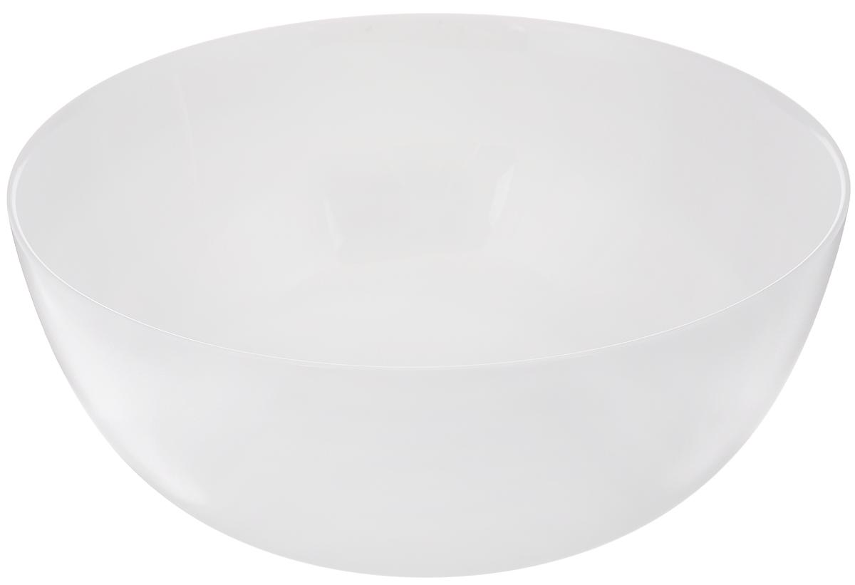 Салатник Luminarc Diwali, диаметр 21 см115610Салатник Luminarc Diwali, изготовленный из высококачественного стекла, прекрасно впишется в интерьер вашей кухни и станет достойным дополнением к кухонному инвентарю. Изделие выполнено в стильном дизайне. Такой салатник не только украсит ваш кухонный стол и подчеркнет прекрасный вкус хозяйки, но и станет отличным подарком.Диаметр салатника: 21 см.