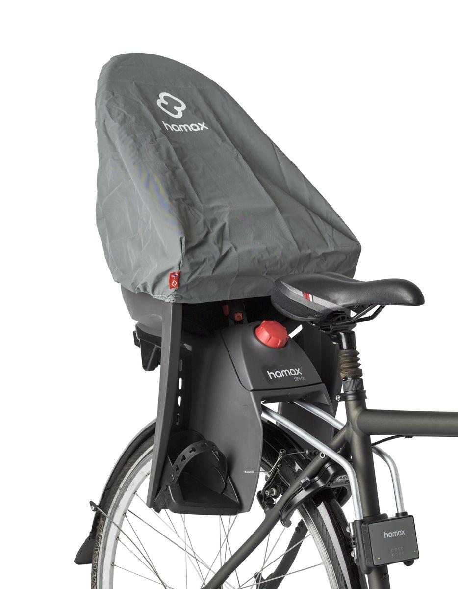 Чехол на кресло Hamax Rain Cover, цвет: серый590010Чехол от дождя на кресло