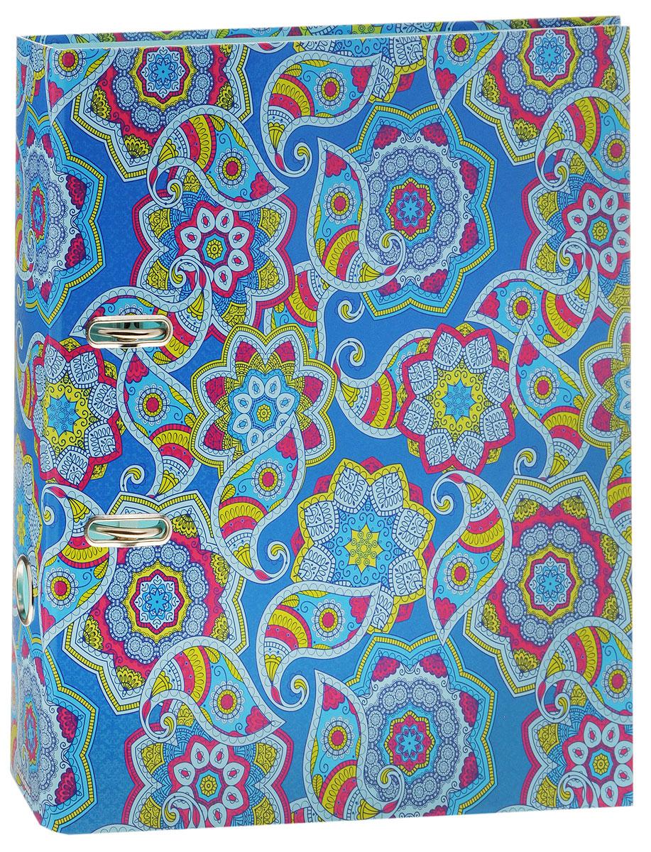 Erich Krause Папка-регистратор с арочным механизмом Enigma цвет синий розовыйFS-36054Практичная папка-регистратор Erich Krause Enigma предназначена для хранения больших объемов документов. Ее обложка выполнена из ламинированного картона. Прорези для колец арочного механизма и круглое окошко на корешке делают папку максимально удобной в работе.Папка-регистратор ощутимо оживляет делопроизводство. Ее стильное оформление вам обязательно понравится и позволит ей стать достойным аксессуаром среди ваших канцелярских принадлежностей. На форзаце предусмотрено специальное место для составления оглавления.Ширина корешка - 65 мм.
