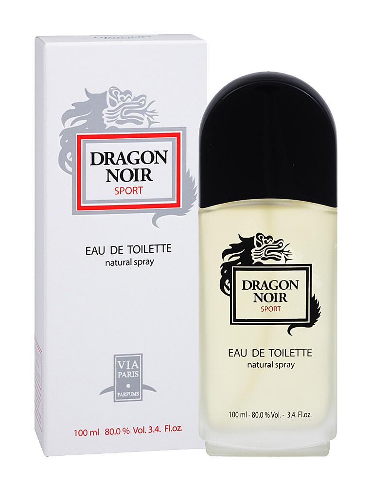 Dragon Parfums Туалетная вода Dragon Noir Sport (Драгон Нуар Спорт) мужская 100 мл dragon parfums dragon noir 100 мл dragon parfums 43246