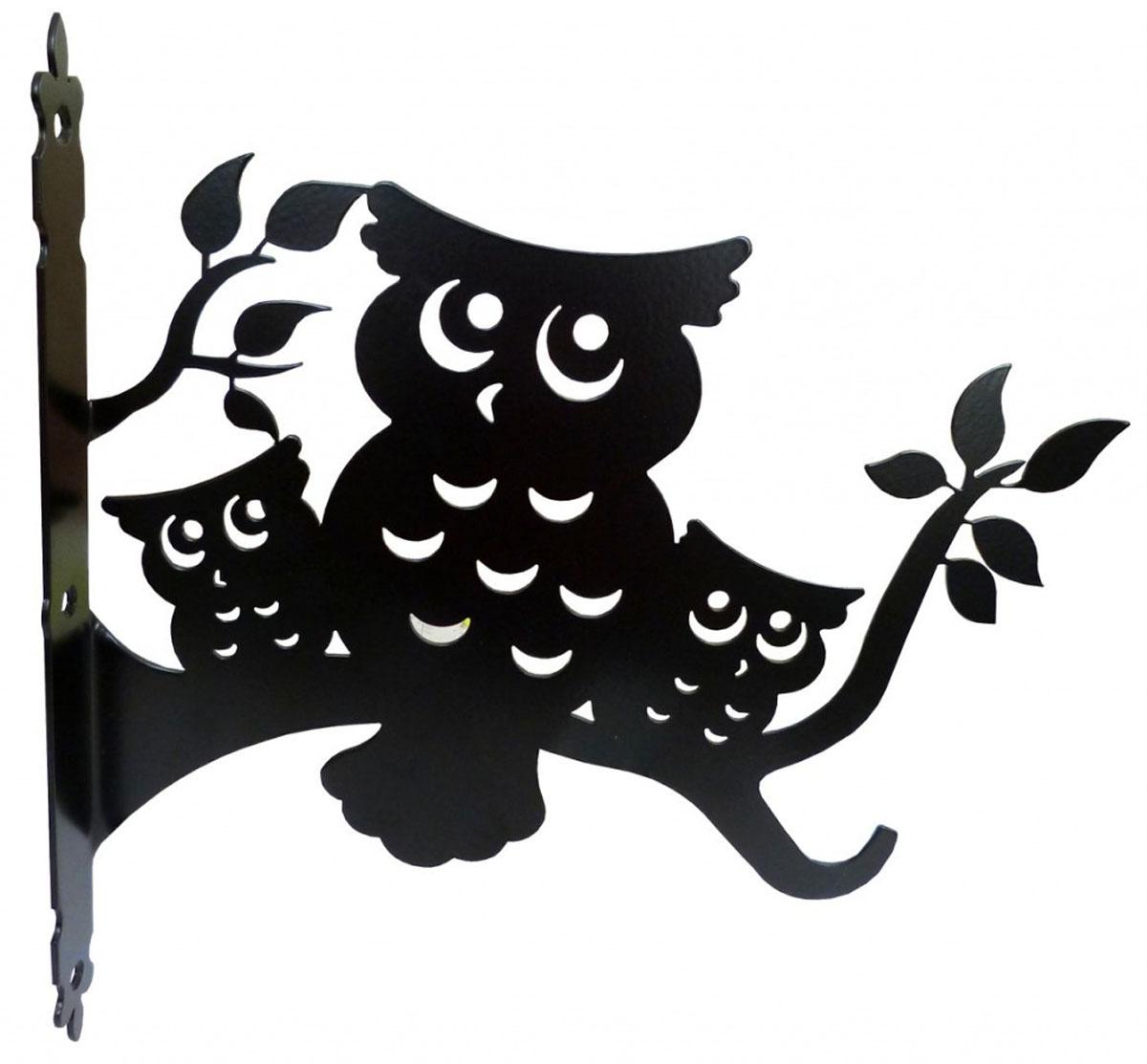 Держатель для кашпо Gala, цвет: черный. DK004-BDK004-BОригинальный держатель для кашпо Gala, изготовленный из металла в виде оригинальной фигурки, станет прекрасным украшением вашего сада. С его помощью вы сможете расположить корзину с цветами в любом удобном месте: на даче, участке, на городском балконе и в других местах. Такой держатель с годами не потеряет своей привлекательности. Он послужит настоящим украшением и необычным элементом дизайна. Размер держателя (ДхШ): 23,6 х 30 см.