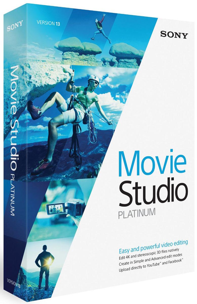 Sony Movie Studio 13 Platinum Sony Creative Software Inc.