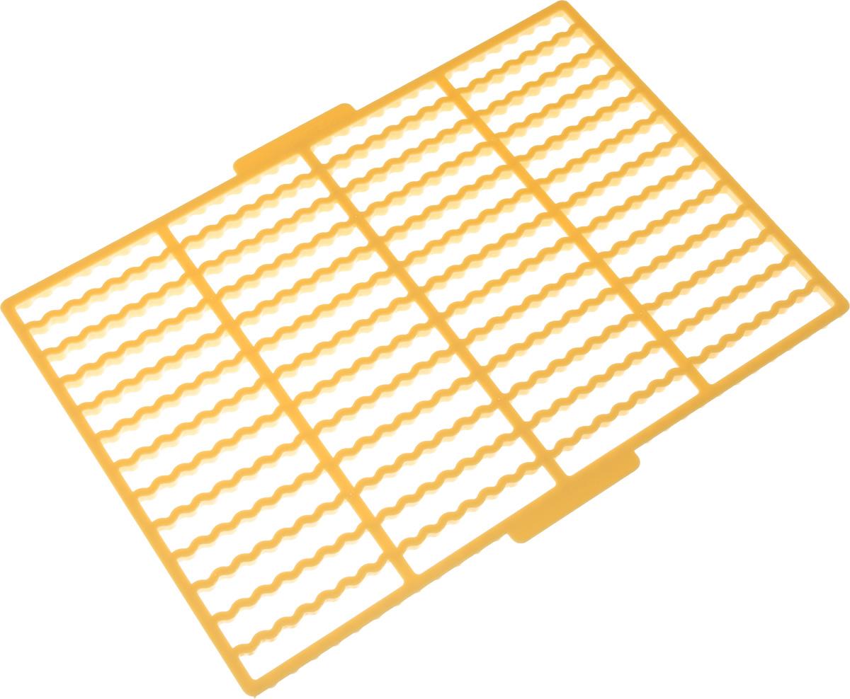 Форма для печенья-палочек Tescoma Delicia, 23 х 33 см630895Форма Tescoma Delicia, выполненная из высококачественного прочного пластика, отлично подходит для быстрого и легкого приготовления печенья-палочек. Одновременно можно вырезать 26 штук. Подходит для слоеного и песочного теста. Рецепты внутри упаковки.