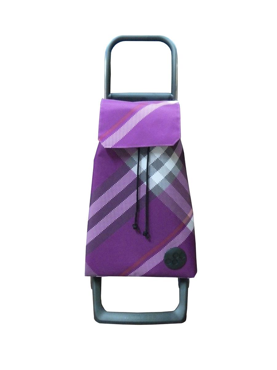 Сумка хозяйственная Rolser, на колесиках, цвет: giro, 36 лBAB010 giroАлюминиевая тележка для покупок с 2 колесами, диаметр колес 13,2 см, колеса резина EVA. Эргономичная ручка, складываемая передняя подставка. Сумка имеет форму рюкзака, объем 36 л, ткань полиэстер, влагоустойчивая, имеет удобное закрытие сумки и легко крепиться на раме. Тележка не складывается. Рекомендованная нагрузка 25 кг, чистка ручная или химчистка.