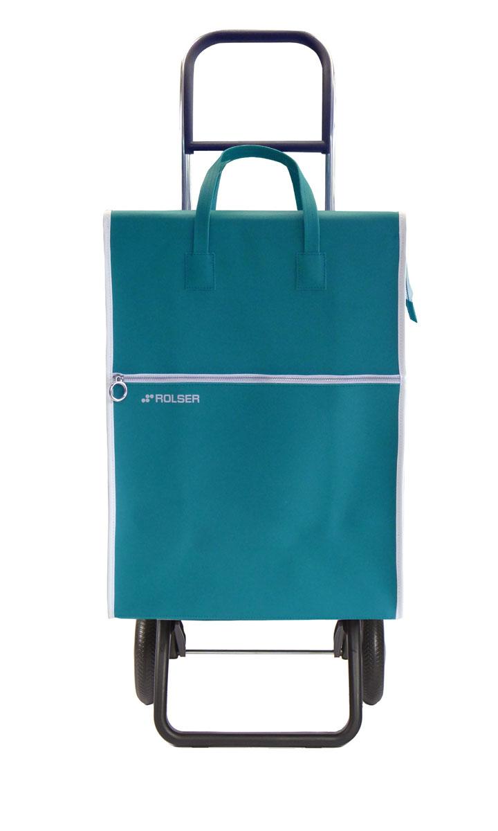 Сумка хозяйственная Rolser, на колесиках, цвет: verde, 40 лLID001 verdeАлюминиевая тележка для покупок с 2 колесами, диаметр колес 16,5 см. Складываемая передняя подставка, занимает минимальное место в сложенном виде при хранении, объем сумки 40 л. Рекомендованная нагрузка 25 кг, каркас алюминий, колеса резина EVA, ткань полиэстер, влагоустойчивая. Тележка не складывается. Рекомендованная нагрузка 25 кг, чистка ручная или химчистка.