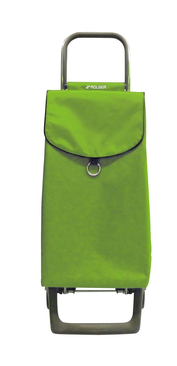 Сумка хозяйственная Rolser, на колесиках, цвет: lima, 39 лPEP001 limaАлюминиевая тележка для покупок с 2 колесами, диаметр колес 13,2 см, колеса резина EVA. Эргономичная ручка, складываемая передняя подставка. Сумка имеет форму рюкзака, объем 39 л, ткань полиэстер, влагоустойчивая, имеет удобное закрытие сумки и легко крепится на раме. Тележка не складывается. Рекомендованная нагрузка 25 кг, чистка ручная или химчистка.