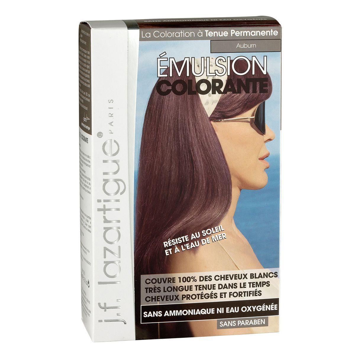 J.F.Lazartigue Оттеночная эмульсия для волос Рыжий 60 мл101599Благодаря оригинальной формуле полностью (на 100%) скрывает седину, длительное время сохраняет цвет, поддерживает здоровье и жизненную силу волос и сохраняет эти качества, несмотря на воздействие солнечных лучей, морской воды и прочих неблагоприятных экологических факторов. Не осветляет, не повреждает, а укрепляет волосы. Не содержит аммиака, перекиси водорода и парабенов. Не предназначена для окрашивания бровей и ресниц.
