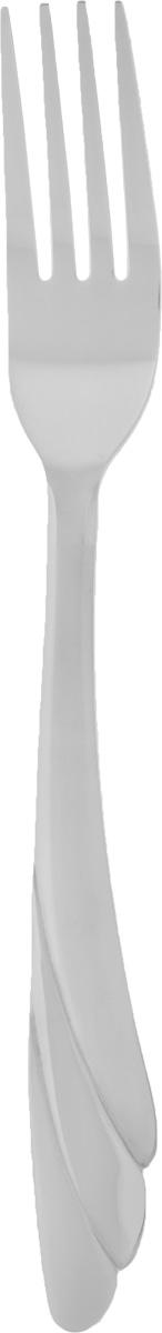 Набор столовых вилок Добрыня Перо, 3 штDO-1916Набор Добрыня Перо состоит из 3 столовых вилок, выполненных из высококачественной нержавеющей стали. Ручки изделий оформлены оригинальным узором. Такой набор прекрасно подойдет для вашей кухни. Сервировка праздничного стола с таким набором станет великолепным украшением любого торжества. Длина вилки: 20,5 см. Размер рабочей части: 4,5 х 2,5 см.