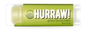 Hurraw! Бальзам для губ Green Tea Lip Balm, 4,3 г005083Бальзамы для губ Hurraw! производятся в США на небольшом домашнем производстве. Идея создателей бренда заключалась в том, чтобы разработать поистине идеальный бальзам для губ: натуральный, вегетарианский, произведенный из органических ингредиентов высочайшего качества и не содержащий вредных веществ и искусственных компонентов. Все бальзамы Hurraw! производятся из чистого органического масла, которое добывается путем холодного отжима, что позволяет всем веществам сохранять свои полезные свойства. Помимо этого, приятно знать, что продукция марки Hurraw! не содержит ингредиентов животного происхождения и никогда не тестируется на животных. А еще бальзамы разливаются по флакончикам вручную!