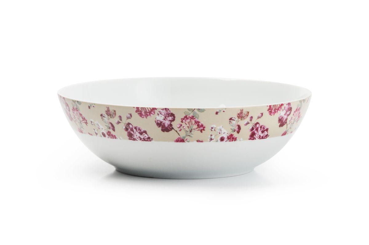 Салатник La Rose des Sables Liberty, диаметр 25 см611625 2150Можно использовать в СВЧ и посудомоечной машине.