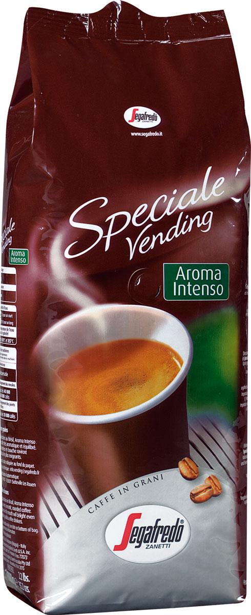 Segafredo Vending Aroma кофе в зернах, 1 кг0120710Segafredo Vending Aroma - кофе, разработанный специально для вендингового оборудования и автоматических кофемашин. Самый ароматный кофе из 100% зерен Арабики, имеющий сбалансированный и очень насыщенный вкус.