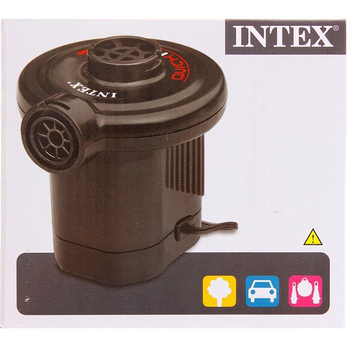 Насос электрический Intex, цвет: черный. 66626