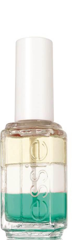 Essie Успокаивающий уход для ногтей Шейк с экстрактом огурца1301210Благодаря формуле 3-в-1, которая сочетает в себе питательное масло, увлажняющий блеск и смягчающий огурец, уход придаст Вашим ногтям ощущение гладкости и силы.