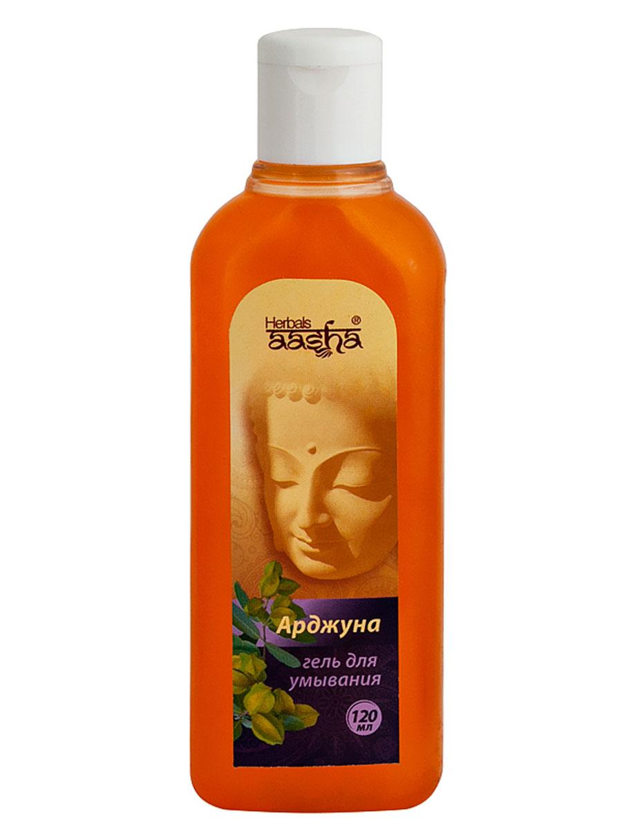 Aasha Herbals Гель для умывания Арджуна, 120 мл841028001385Эффективно очищает и тонизирует кожу лица, удаляет грязь и излишнюю сальность, устраняет воспаления. Смягчает, увлажняет, успокаивает и освежает кожу лица. Рекомендуется для жирной кожи.