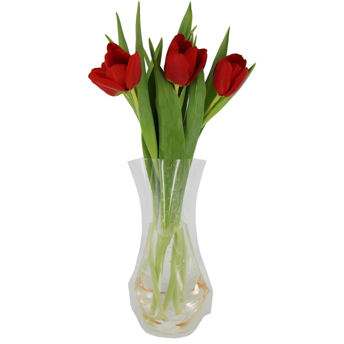 Ваза МастерПроф Золотые линии, пластичная, 1,2 л300196Пластичная ваза Золотые линии легко складывается, удобно хранится - занимает мало места, долго служит. Всегда пригодится дома, в офисе, на даче, для оформления различных меропритятий. Отлично подойдет для перевозки цветов, или просто в подарок.Инструкция: 1. Наполните вазу теплой водой;2. Дно и стенки расправятся;3. Вылейте воду;4. Наполните вазу холодной водой;5. Вставьте цветы.Меры предосторожности:Хранить вдали от источников тепла и яркого солнечного света. С осторожностью применять для растений с длинными стеблями и с крупными соцветиями, что бы избежать опрокидывания вазы.