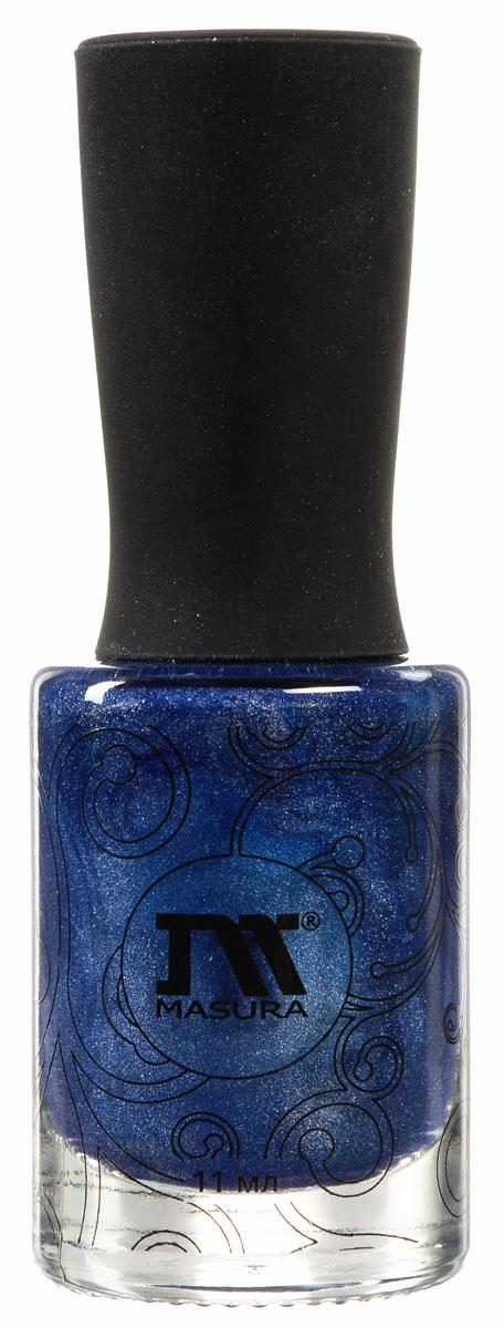 Masura, Лак для ногтей Драгоценные камни Кобальтовый Дамаскет, 11 мл904-190Серия Masura Драгоценные камни - новая коллекция для создания необычного маникюра. Эффекты камней на ваших ногтях - хит моды этого сезона. Оттенок Кобальтовый Дамаскет - это плотный кобальтово-синий, с серебристо-голубым мерцанием лак-эффект.