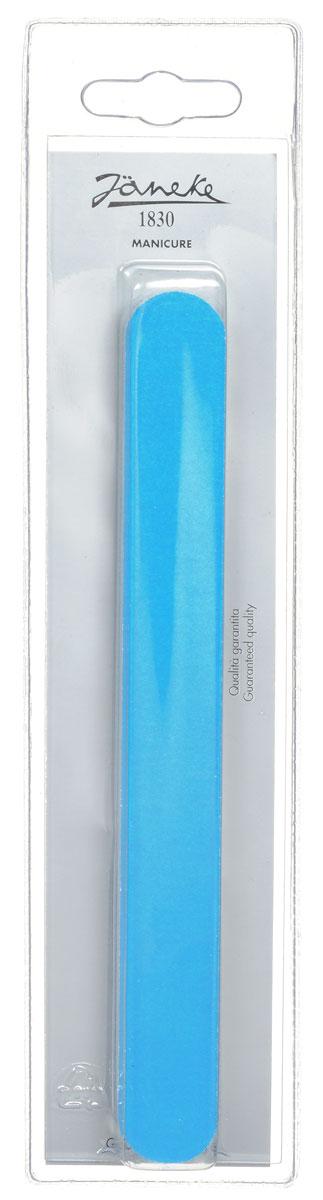 Janeke Пилка для ногтей, цвет: голубой, белый, 2 шт. MP136566502Маникюрная пилка для ногтей от Janeke изготовлена из стали Solingen, для придания формы и выравнивания ногтей. Высококачественное покрытие пилки обеспечивает идеальную обработку ногтя и долгий срок службы. Товар сертифицирован.