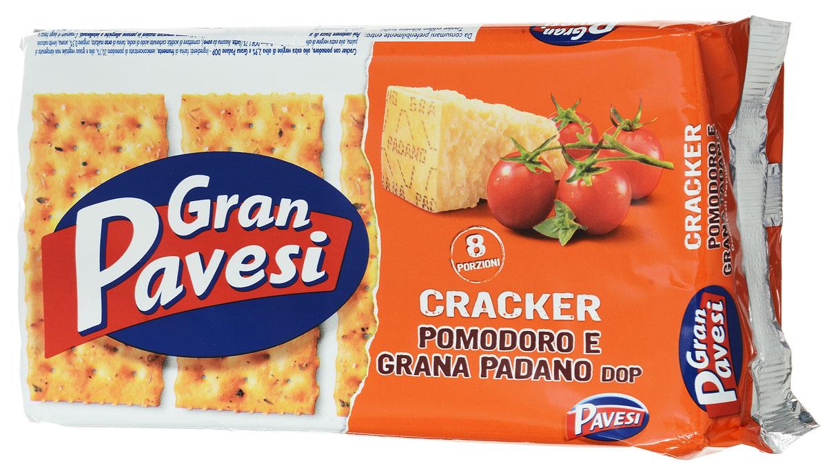 Gran Pavesi Cracker Pomodoro крекер с томатами, 250 г