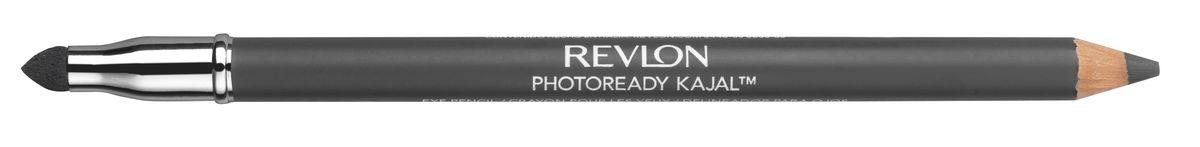 Revlon Карандаш для Глаз Photoready Kajal Eye Pencil Matte charcoal 303 5 г5010777139655Revlon PhotoReady Kajal™ Matte Eye Pencil содержит мягкий воск и матовый эффект, который можно наносить на нижнее и верхнее внутреннее веко для создания идеально ровных линий. Благодаря удобному аппликатору вы сможете создать свой уникальный, неповторимый взгляд. Устойчив. Протестировано офтальмологическим контролем.Нанести полностью на подвижное веко, на внутреннюю поверхность века или просто на линию роста ресниц по верхнему и/или нижнему веку.