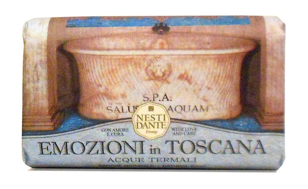"""Мыло Nesti Dante """"Emozioni In Toscana. Термальные источники"""", 250 г 1763106"""