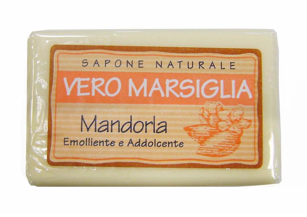 Nesti Dante Мыло Vero Marsiglia. Миндаль, 150 г1931124Великолепное растительное мыло Nesti Dante Vero Marsiglia. Миндаль изготовлено по старинным рецептам и по традиционной котловой технологии, в составе мыла только натуральные оливковое и пальмовое масло высочайшего качества, для ароматизации использованы органические эфирные масла. Ежедневный ритуал красоты, любви и заботы не только для тела, но и для души. Vero Marsiglia - линия классического мыла создана для традиционного ухода за кожей. Мыло Миндаль содержит натуральные экстракты, интенсивно смягчающие вашу кожу. Товар сертифицирован.