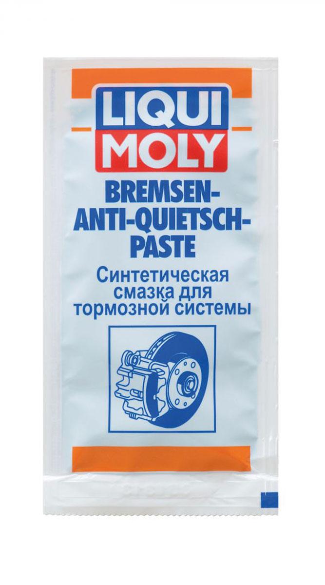 Смазка синтетическая Liqui Moly