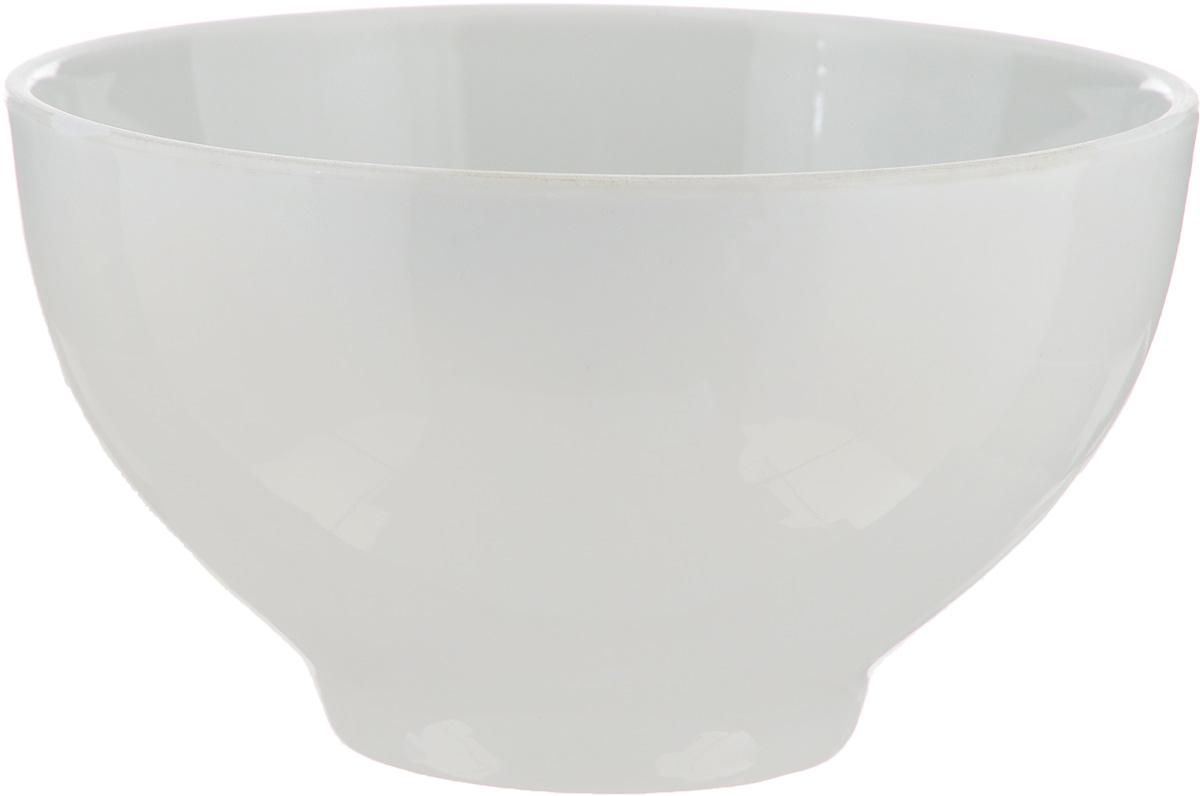 Пиала Белье, 250 мл115610Пиала Белье изготовлена из высококачественного фарфора. Изделие прекрасно подойдет для подачи салата или мороженого. Благодаря изысканному дизайну такая пиала станет бесспорным украшением вашего стола. Она дополнит коллекцию кухонной посуды и будет служить долгие годы. Диаметр пиалы: 10,5 см. Диаметр основания: 6 см.