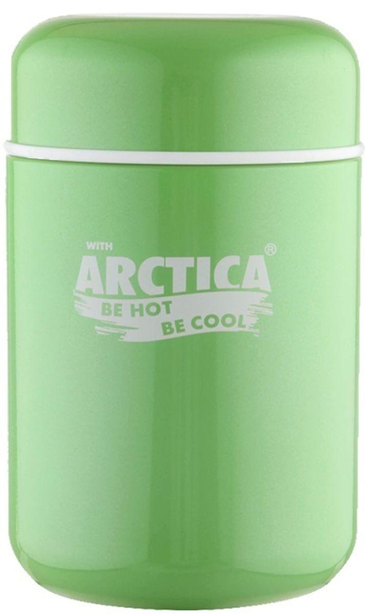 """Термос-бочонок """"Арктика"""", 400 мл 411-400 зелёный"""