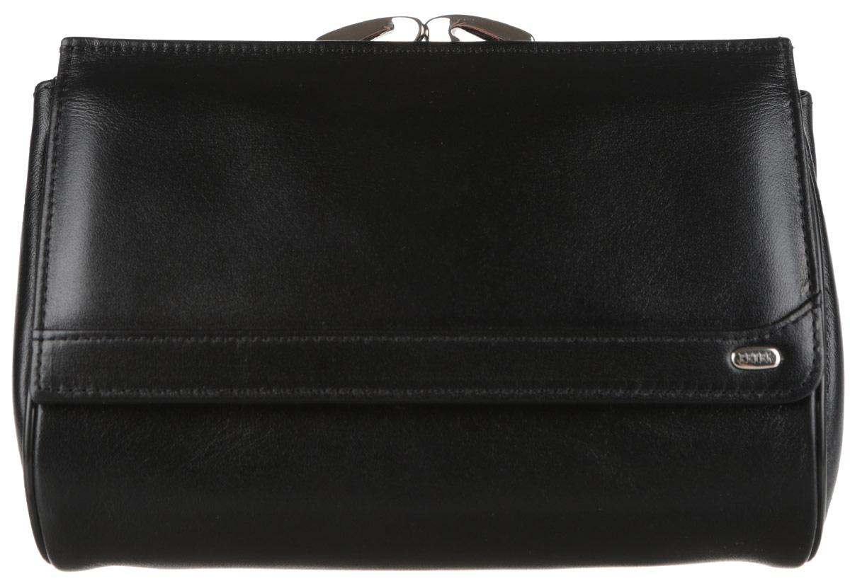 Косметичка Petek 1855, цвет: черный. 410.000.01 410.000.01 Black