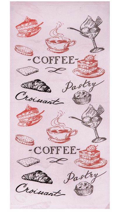 Полотенце кухонное Soavita Kitchen Mix Lunch, цвет: светло-лиловый, 34 х 76 см83041Кухонное полотенце Soavita Kitchen Mix Lunch, выполненное из высококачественной микрофибры, оформлено оригинальным рисунком. Изделие предназначено для использования на кухне и в столовой. Такое полотенце станет отличным вариантом для практичной и современной хозяйки.