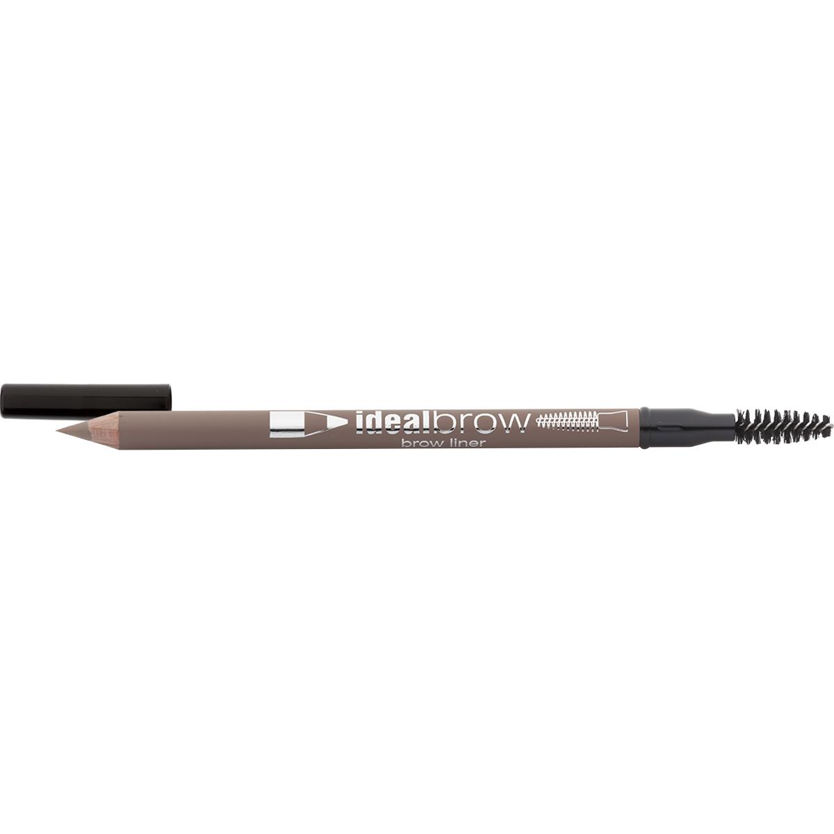 Eva Mosaic Карандаш для бровей Ideal Brow, 1,2 г, Анютины Глазки685167Карандаш для бровей подчеркнет их линию и сделает более ухоженными. - пудровая текстура - легко наносится и держится в течение всего дня - содержит каолин и специально подобранные воски - удобная щеточка для укладки - три оттенка для разных типов внешности