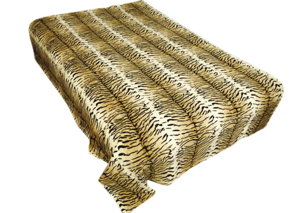 Плед Absolute, цвет: коричневый , 150 х 200 см. 4398543985плотность 300 гр/м2