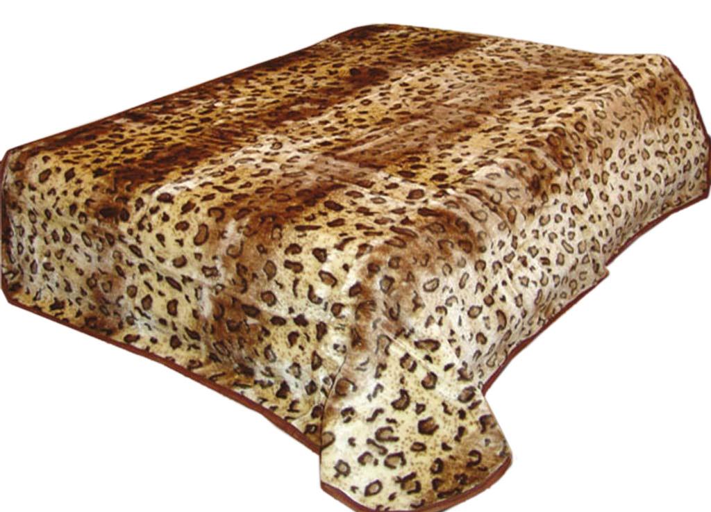 Плед Tamerlan, нестриженый, цвет: коричневый, 160 х 210 см. 61386GC240/25плотность 510 гр/м2
