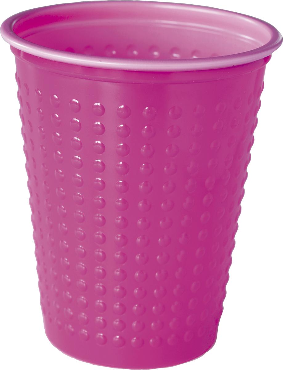 Стаканы одноразовые Duni Colorix, цвет: розовый, 200 мл, 40 штVT-1520(SR)Набор Duni Colorix состоит из 40 стаканов. Изделия выполнены из пластика и предназначен для одноразового использования.Одноразовые стаканы будут незаменимы при пользовании в поездках на природу, пикниках и других мероприятиях. Они не займут много места, легкие и самое главное - после использования их не надо мыть.