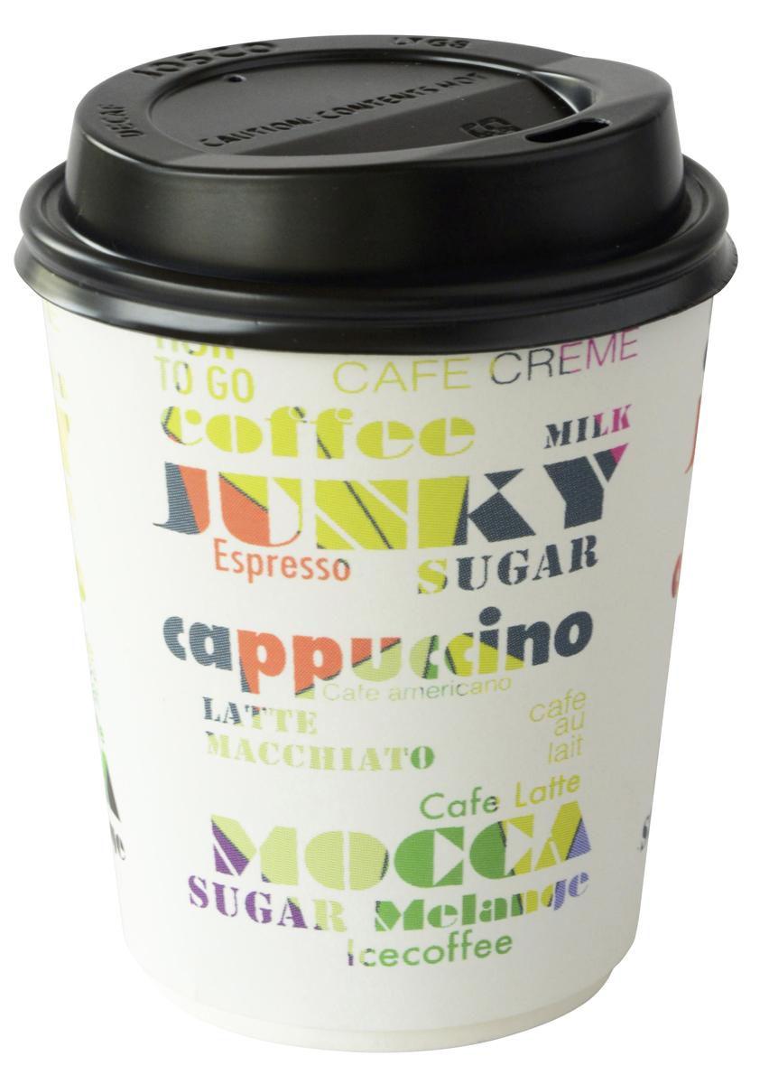 Стакан для горячих напитков с крышкой, 24CL, COFFE TO GO 100, в комплекте 8 шт167671Еда – одна из важнейших частей нашей жизни. Еда объединяет разных людей. Впечатляющая сервировка стола вдохновит любое застолье и превратит его в запоминающийся момент – для всех чувств, не только вкуса. Мы не только простой производитель салфеток, скатертей, свечек, чашек, тарелок и ножей с вилками. Мы – создатель атмосферы, вдохновения и сюрпризов – все это основные части обеда, ужина, вечеринки или незабываемого пикника. Используя современные инновации, скандинавский дизайн и опыт накопленный столетиями, мы сделаем вашу трапезу незабываемым праздником.