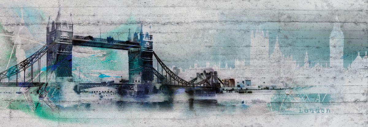 Фотообои Komar Лондон, 3,68 х 1,27 м4-315Бумажные фотообои известного бренда Komar позволят создать неповторимый облик помещения, в котором они размещены. Фотообои наносятся на стены тем же способом, что и обычные обои. Благодаря превосходной печати и высококачественной основе такие обои будут радовать вас долгое время. Фотообои снова вошли в нашу жизнь, став модным направлением декорирования интерьера. Выбрав правильную фактуру и сюжет изображения можно добиться невероятного эффекта живого присутствия. Ширина рулона: 3,68 м. Высота полотна: 1,27 м. Клей в комплекте.