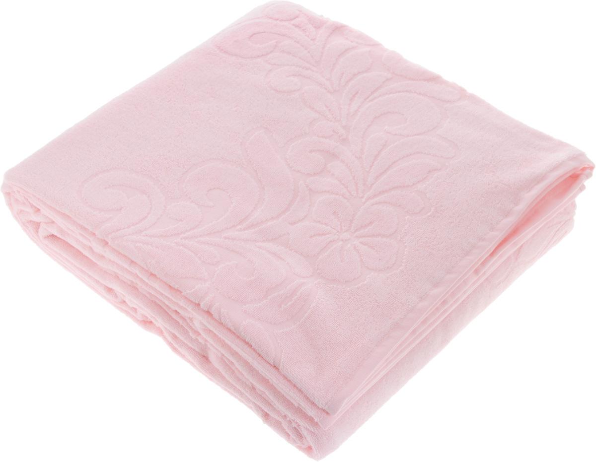 Покрывало бамбуковое Issimo Home Valencia, цвет: светло-розовый, 220 х 240 см4651Покрывало Issimo Home Valencia выполнено из 60% бамбукового волокна и 40% хлопка. Несмотря на богатую плотность и высокую петлю покрывала, оно быстро сохнет, остается легким даже при намокании. Благородный, классический тон создаст уют и подчеркнет лучшие качества махровой ткани, а сочный, яркий, летний оттенок создаст ощущение праздника и наполнит дом энергией. Красивая, стильная упаковка этого покрывала делает его уже готовым подарком к любому случаю.