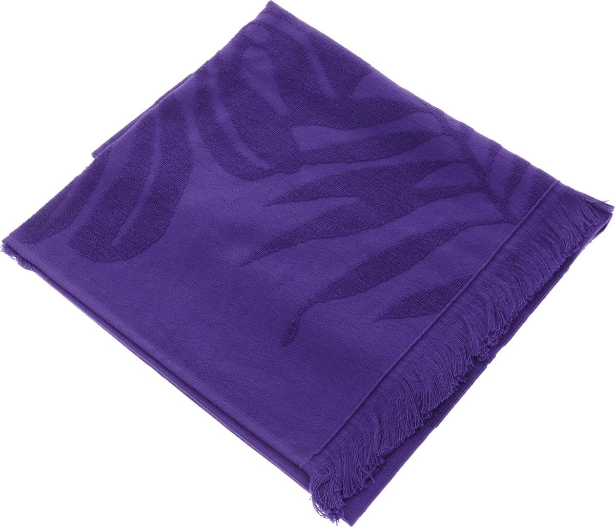 Полотенце Issimo Home Nadia, цвет: фиолетовый, 50 x 90 см4983Полотенце Issimo Home Nadia выполнено из 100% хлопка. Изделие отлично впитывает влагу, быстро сохнет, сохраняет яркость цвета и не теряет форму даже после многократных стирок. Полотенце очень практично и неприхотливо в уходе. Оно прекрасно дополнит интерьер ванной комнаты.