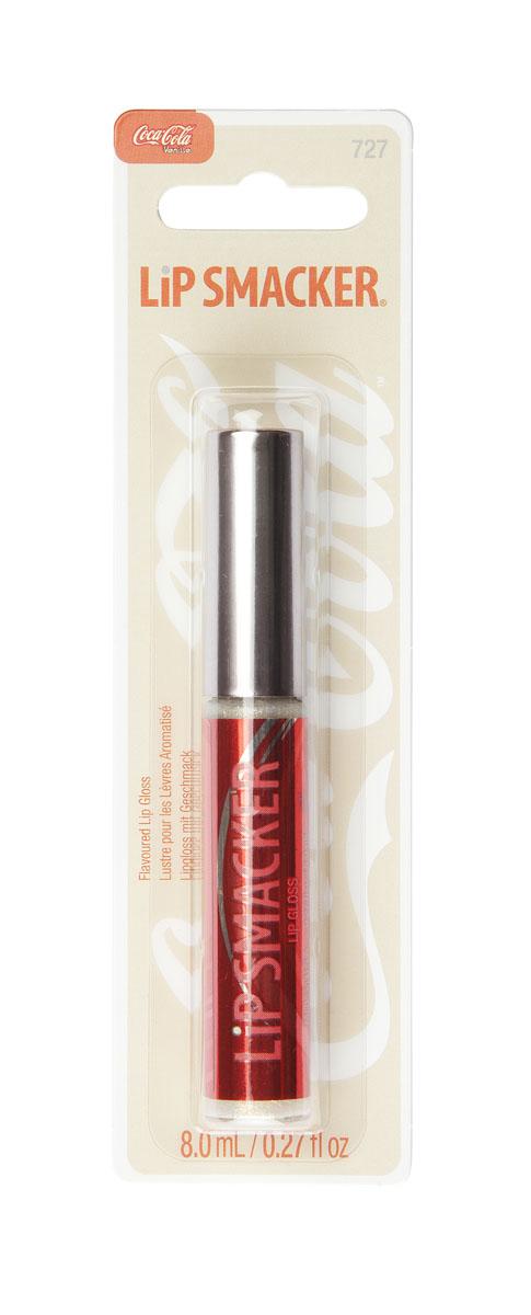 Lip Smacker Блеск для губ Coca Cola, ванильныйSC-FM20101Lip Smacker – это оригинальные блески и бальзамы для губ с самыми разнообразными ароматами. Прекрасно смягчают и увлажняют губы, придавая им сияние.