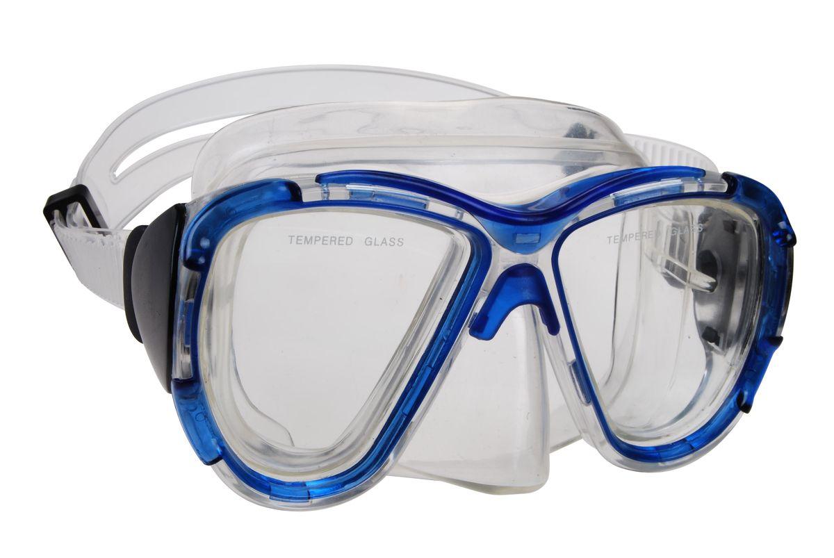 Маска для плавания WAVE, цвет: синий. M-1311470.002Маска для плавания WAVE M-1311, цвет синийМаска:низкопрофильный дизайн и широкий угол обзора практически на 180 градусов (увеличение периферического зрения)Линзы из закаленного стеклаОбтюратор маски из гипоалергенного мягкого пластика, препятствует проникновению воды внутрь маскиРегулируемый пластиковый ремешок, препятствует скольжениюМатериал: пластик (PVC) Характеристики: Тип: маска для плаванияВид спорта: водные виды спорта, дайвингМатериал линз: закаленное стеклоВозраст: взрослыеСтрана изготовитель: КитайУпаковка: БлистерАртикул: MS-1311Вес в упаковке, гр:218 грРазмер упаковки,см:24.5x10x19Гарантия: 36 месяцевМатериал: поликарбонат, пластик, стеклоШирина оправы маски:14.6x8x8.6 смРазмер упаковки, см:24.5x10x19Изготовитель: КитайАртикул:- MS-1311