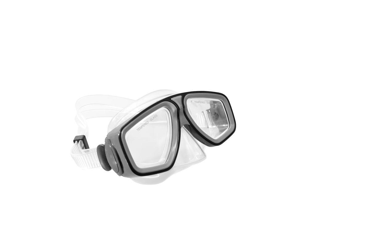 Маска для плавания WAVE, цвет: черный. M-1314M-1314_нМаска для плавания WAVE M-1314, цвет черный Маска: низкопрофильный дизайн и широкий угол обзора практически на 180 градусов (увеличение периферического зрения) Линзы из закаленного стекла Двухслойный обтюратор маски из гипоалергенного мягкого пластика, припятствует проникновению воды внутрь маски Регулируемый пластиковый ремешок, препятствует скольжению Материал: пластик (PVC) Характеристики:Тип: маска для плавания Вид спорта: водные виды спорта, дайвинг Материал линз: закаленное стекло Возраст: взрослые Страна изготовитель: Китай Упаковка: Блистер Артикул: MS-1314 Вес в упаковке, гр:238 гр Размер упаковки,см:24.5x10x19 см Гарантия: 36 месяцев Материал: поликарбонат, пластик, стекло Ширина оправы маски:15.4x7.5x9,0 см Размер упаковки, см:24.5x10x19 см Изготовитель: Китай Артикул:- MS-1314