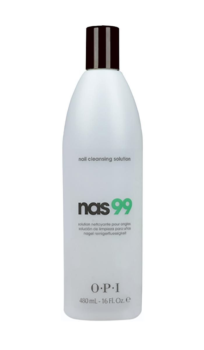OPI Дезинфицирющая жидкость для ногтей Nas-99, 480 мл