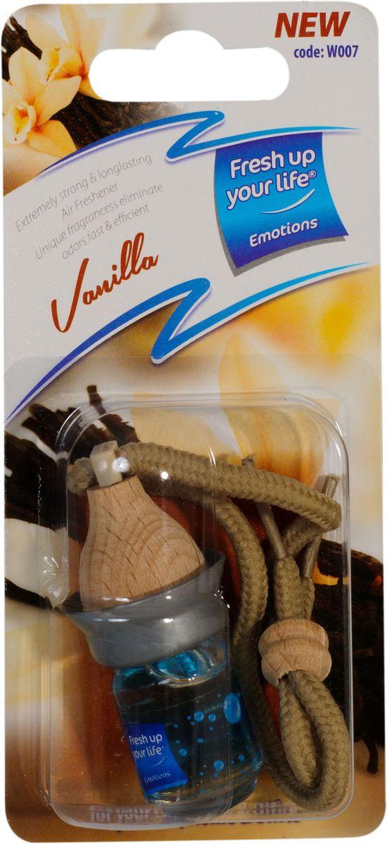Ароматизатор воздуха жидкий Wood ВанильALLDRIVE 501Эффективно длительное время борется с посторонними запахами и наполняет воздух приятными ароматами. Материал: нетоксичные отдушки, пропиленгликоль, дованол.