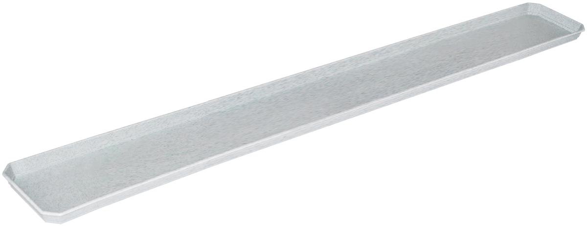 Поддон для балконного ящика InGreen, цвет: мраморный, длина 100 смING1100МРПоддон для балконного ящика InGreen выполнен из прочного цветного пластика. Изделие предназначено для стока воды.