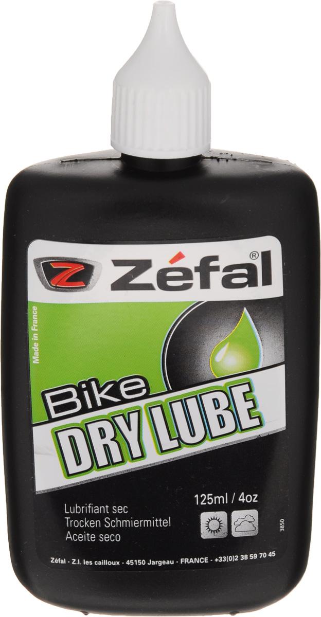 Смазка для велосипедной цепи Zefal Dry Lube, для сухой погоды, 125 млVL-1000Жидкая смазка для велосипедной цепи Zefal Dry Lube предназначена для использования во время сухой погоды. Это идеальный вариант для обеспечения максимальной работы вашей цепи и ее сохранности. Zefal - старейший французский производитель велосипедных аксессуаров премиального качества, основанный в 1880 году, является номером один на французском рынке велосипедных аксессуаров.