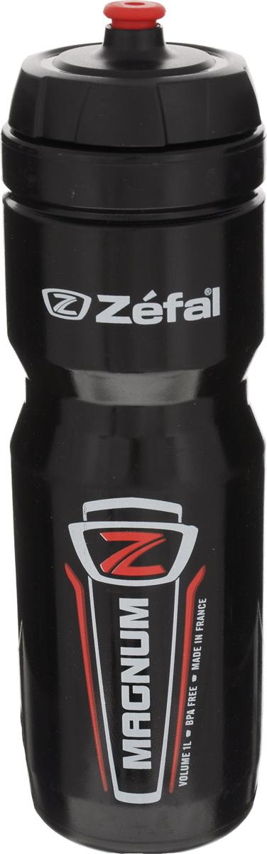Фляга велосипедная Zefal Magnum, 1 лCRL-3BLВелосипедная фляга Zefal Magnum изготовлена из пищевого полимера (без использования бисфенола и ПВХ). Изделие без труда устанавливается на велосипед (держатель для фляги приобретается отдельно). Благодаря клапану с сильной струей можно делать большие глотки, а за счет большой винтовой крышки флягу легко наполнить водой. Высота фляги: 26 см.