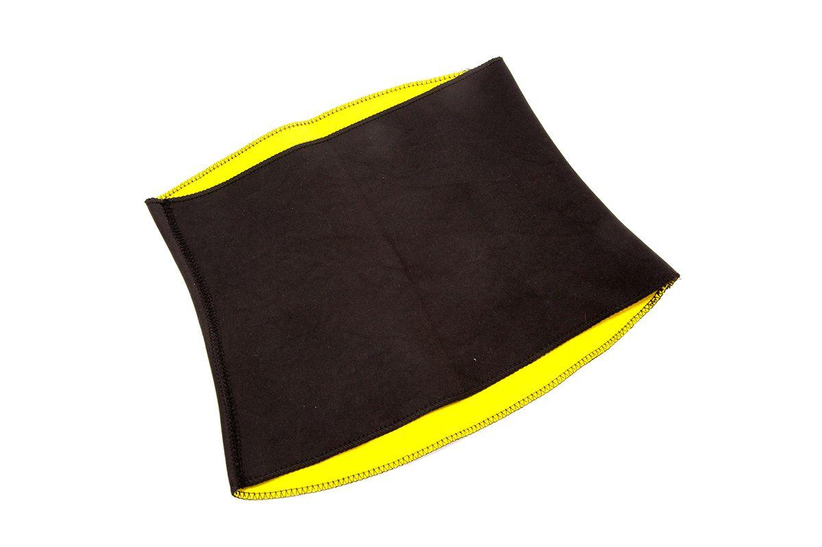 Пояс для похудения Bradex Хот Шейперс, цвет: желтый. SF 0107. Размер L (48)Хот ШейперсПояс Bradex Хот Шейперс изготовлен из инновационной ткани, обеспечивающей мощный эффект сауны - при контакте с телом материал активно повышает теплоотдачу. Вы двигаетесь, как обычно, занимаетесь повседневными делами, но потеете в 4 раза больше, чем в теплой одежде.Под действием повышенного тепла формируется красивая фигура, кожа избавляется от токсинов, восстанавливается ее чистота и упругость. Эластичный бесшовный пояс быстро подтягивает животик и бока, поддерживает мышцы спины, не виден под облегающей одеждой.