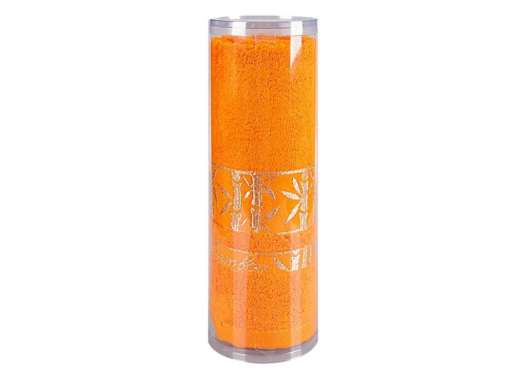 Полотенце махровое Soavita Andrea, цвет: желтый, 50 х 80 см82772Махровое полотно создается из хлопковых нитей, которые, в свою очередь, прядутся из множества хлопковых волокон. Чем длиннее эти волокна, тем прочнее будет нить, и, соответственно, изделие. Длина составляющих хлопковую нить волокон влияет и на фактуру получаемой ткани: чем они длиннее, тем мягче и пушистее получится махровое изделие, тем лучше будет впитывать изделие воду. Хотя на впитывающие качество махры – ее гигроскопичность, не в последнюю очередь влияет состав волокна. Мягкая махровая ткань отлично впитывает влагу и быстро сохнет. Soavita – это популярный бренд домашнего текстиля. Дизайнерская студия этой фирмы находится во Флоренции, Италия. Производство перенесено в Китай, чтобы сделать продукцию более доступной для покупателей. Таким образом, вы имеете возможность покупать продукцию европейского качества совсем не дорого. Домашний текстиль прослужит вам долго: все детали качественно прошиты, ткани очень плотные, рисунок наносится безопасными для здоровья красителями, не...