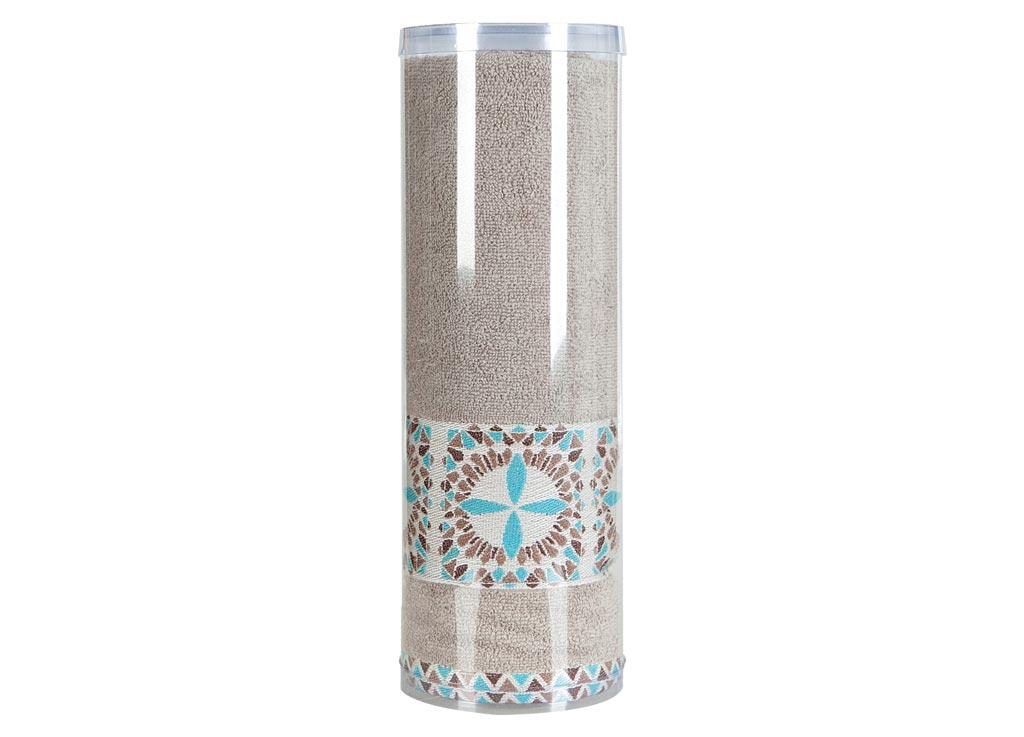 """Полотенце махровое Soavita """"Eo. Radiant"""", цвет: медовый, 70 х 140 см 83076"""